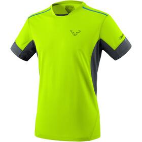 Dynafit Vert 2 Camiseta Manga Corta Hombre, fluo yellow